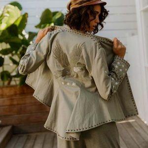Spell & The Gypsy Eagleback Matinee Jacket
